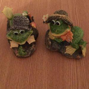 Mr. & Mrs. Frog